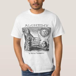 Alquimia por Hermes Trismegistus (iniciaciones Camisas