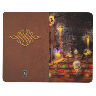 Alquimia - que vieja magia negra cuaderno