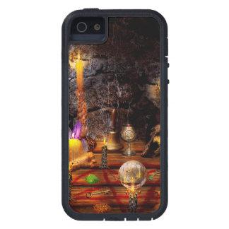 Alquimia - que vieja magia negra iPhone 5 fundas