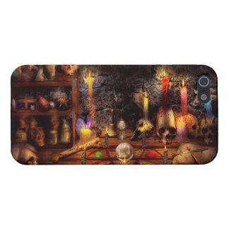 Alquimia - que vieja magia negra iPhone 5 protector