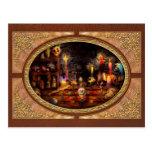 Alquimia - que vieja magia negra tarjeta postal