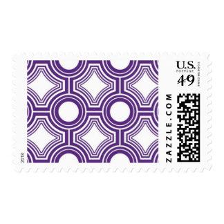Alquimia - tejas del techo, sellos de la berenjena