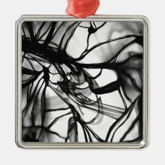 Alquimia - tinta en agua ornaments para arbol de navidad