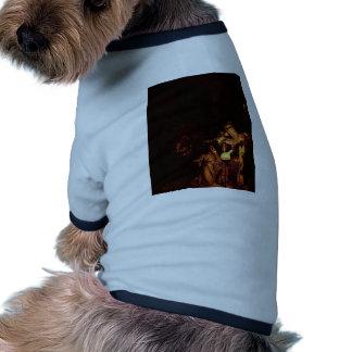 Alquimista de José Wright- que descubre el fósforo Camiseta De Perrito