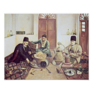 Alquimistas, 1893 poster