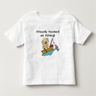 Already Hooked on Fishing Tshirts and Gifts