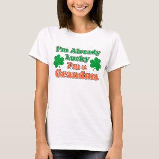 Already Lucky I'm Grandma T-Shirt