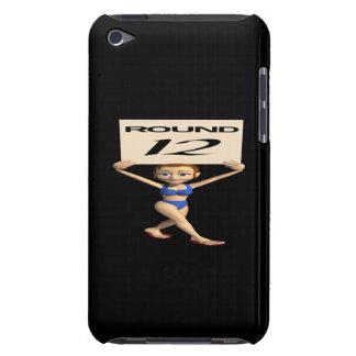 Alrededor de 12 iPod touch Case-Mate cárcasas