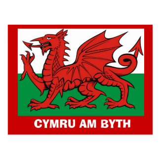 Alrededor de Gran Bretaña, bandera de País de Postal