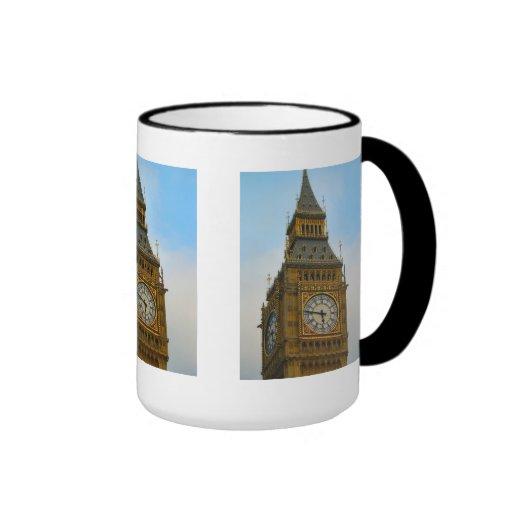 Alrededor de Gran Bretaña,     Big Ben, Westminste Taza De Café
