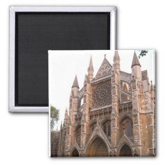 Alrededor de Gran Bretaña,     catedral de Cantorb Imán Cuadrado