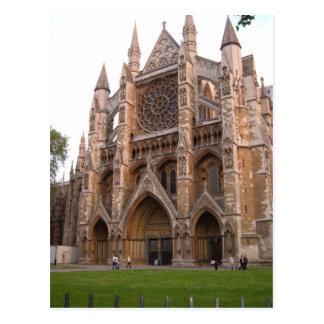 Alrededor de Gran Bretaña,    catedral de Cantorbe Tarjetas Postales