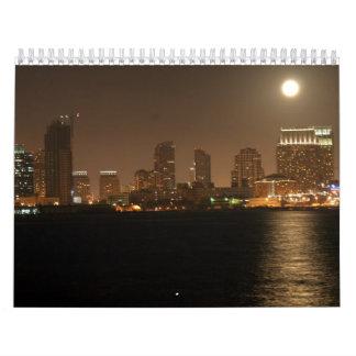 Alrededor de San Diego Calendarios