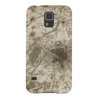 Alrededores de París Carcasa Para Galaxy S5