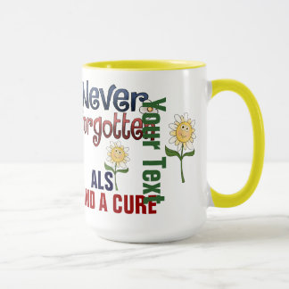 *ALS Add Your Text Ringer Mug