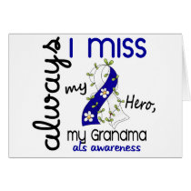 ALS Always I Miss My Grandma 3