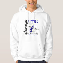 ALS Always I Miss My Grandmother 3 Hoodie