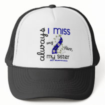 ALS Always I Miss My Sister 3 Trucker Hat