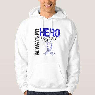 ALS Always My Hero My Dad Hoody