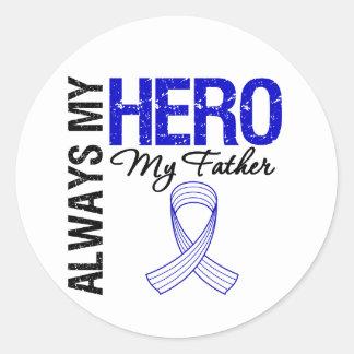 ALS Always My Hero My Father Sticker