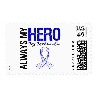 ALS Always My Hero My Mother-in-Law Postage Stamps
