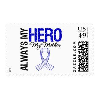 ALS Always My Hero My Mother Postage Stamp