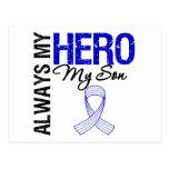 ALS Always My Hero My Son Postcards