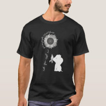 ALS Amyotrophic Lateral Sclerosis Awareness Brain T-Shirt