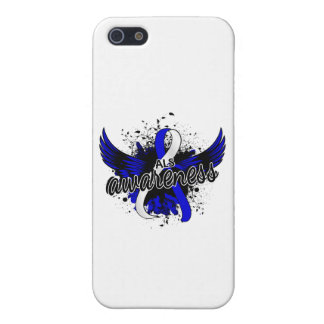 ALS Awareness 16 Cover For iPhone 5/5S