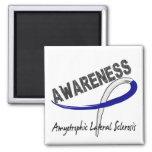 ALS Awareness 3 Magnets
