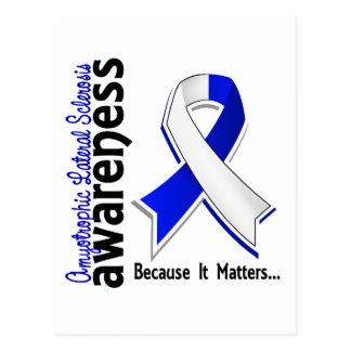 ALS Awareness 5 Postcard