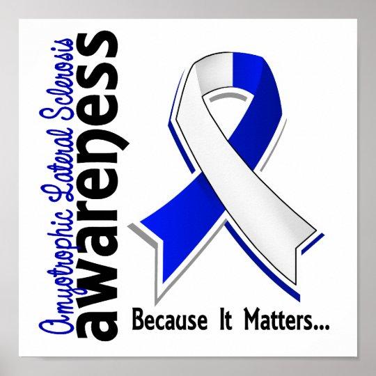 ALS Awareness 5 Poster