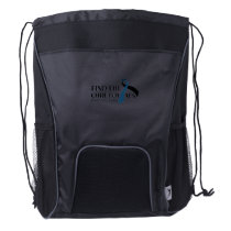ALS Awareness Amyotrophic Lateral Sclerosis Drawstring Backpack