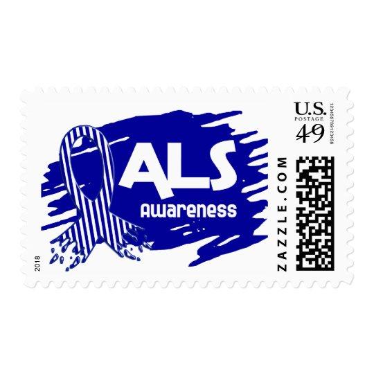 ALS Awareness F5 Postage