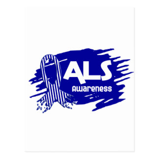 ALS Awareness F5 Postcard