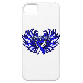 ALS Awareness Heart Wings iPhone 5 Cases