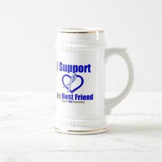 ALS Awareness I Support My Best Friend Mugs