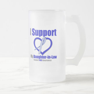 ALS Awareness I Support My Daughter-in-Law Coffee Mugs