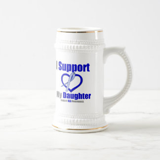 ALS Awareness I Support My Daughter Coffee Mugs
