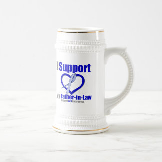 ALS Awareness I Support My Father-in-Law Mugs