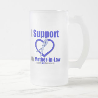 ALS Awareness I Support My Mother-in-Law Mugs