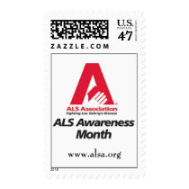 ALS Awareness Month Postage Stamp