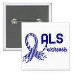 ALS Awareness Pins