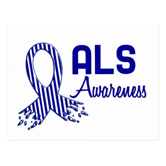 ALS Awareness Postcard