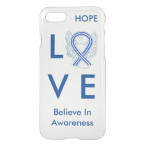 ALS Awareness Ribbon iPhone 7 Angel Case