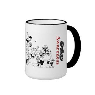 ALS Awareness Ringer Mug