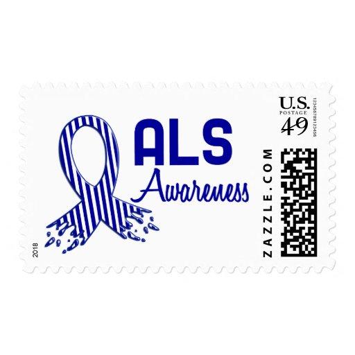 ALS Awareness Stamps