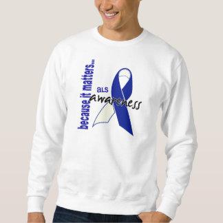 ALS Awareness Sweatshirt