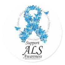 ALS Awareness Products | Lou Gehrig's Disease | Awareness Ribbon Gifts