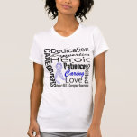 ALS Caregivers Collage T Shirt